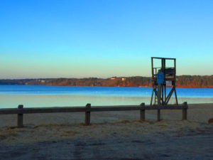 Lond Pond Cape Cod